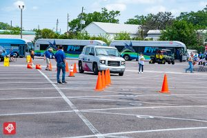 2019 Florida Triple Crown State Roadeo in Jacksonville - hosted by the JTA