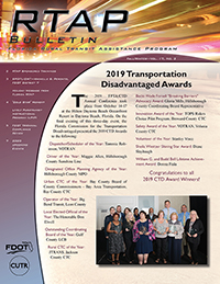 RTAP Fall and Winter Issue Bulletin Cover